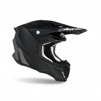 Casco Cross - Enduro, Airoh TWIST 2.0 COLOR NERO OPACO