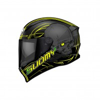 Casco Integrale- SUOMY CASCO SPEEDSTAR AMLET MATT GIALLO