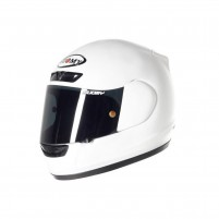 Casco Integrale- SUOMY CASCO APEX PLAIN BIANCO