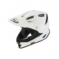 Casco Cross - Enduro- SUOMY CASCO ALPHA PLAIN BIANCO