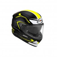 Casco Integrale- SUOMY CASCO SPEEDSTAR GLOW GIALLO