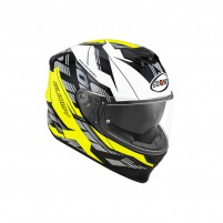 Casco Integrale- SUOMY CASCO STELLAR CORNER GIALLO