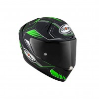 Casco Integrale- SUOMY CASCO SR-GP GAMMA MATT VERDE