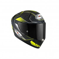 Casco Integrale- SUOMY CASCO SR-GP GAMMA MATT GIALLO