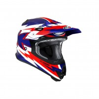 Casco Cross - Enduro- SUOMY CASCO MR JUMP RAINSTORM
