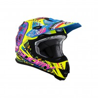 Casco Cross - Enduro- SUOMY CASCO MR JUMP WARLOCK