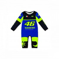 Kid, VR46 BABY OVERALL REPLICA