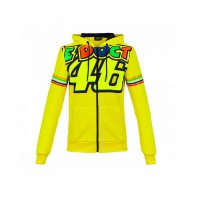 Felpa, VR46 FELPA THE DOCTOR 46