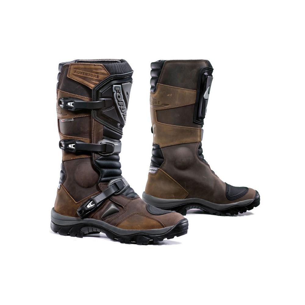 Stivale Off Road- FORMA ADVENTURE BROWN