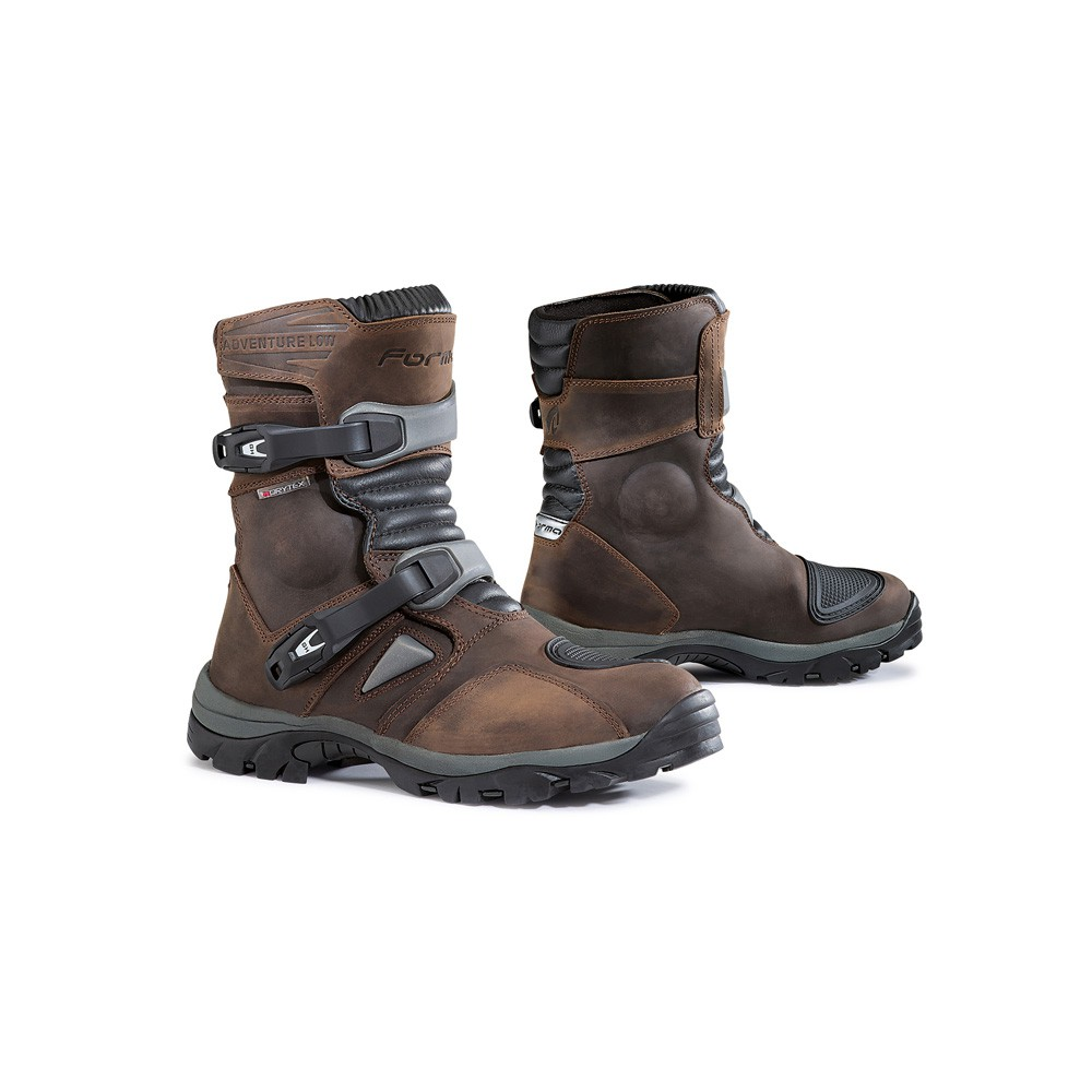Stivale Off Road- FORMA ADVENTURE LOW BROWN