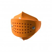 Mascherine- HOLLY HOLLY MASK ARANCIO