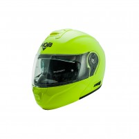 Casco Modulare- NOS NS-8 FLIP UP FLUOR YELLOW