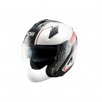 Casco Jet - Demi Jet- NOS NS-2 JET STING RED