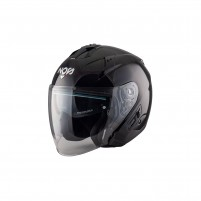 Casco Jet - Demi Jet- NOS NS-2 JET BLACK