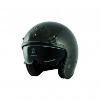 Casco Jet - Demi Jet- NOS NS-1C CARBON