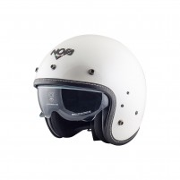 Casco Jet - Demi Jet- NOS NS-1F OPEN FACE WHITE