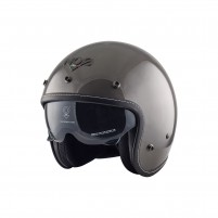 Casco Jet - Demi Jet- NOS NS-1 OPEN FACE TITANIUM
