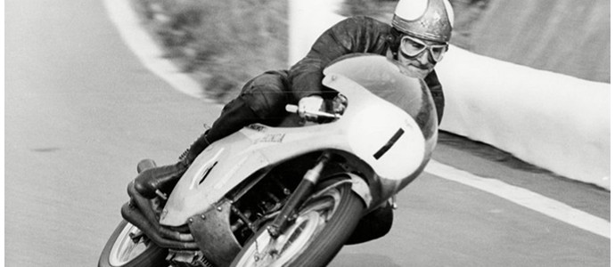 "Storie di Campioni: Mike Hailwood ""Mike the Bike"""